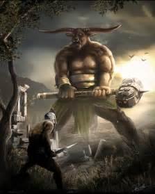Minotaur Mythical Creature
