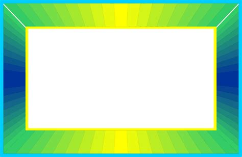 3d Border Picture border free stock photo illustration of a 3d colorful
