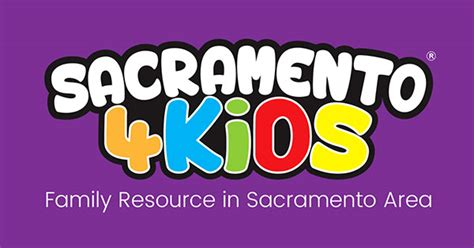 best of sacramento events activities things to do 606 | Sacramento4Kids Logo