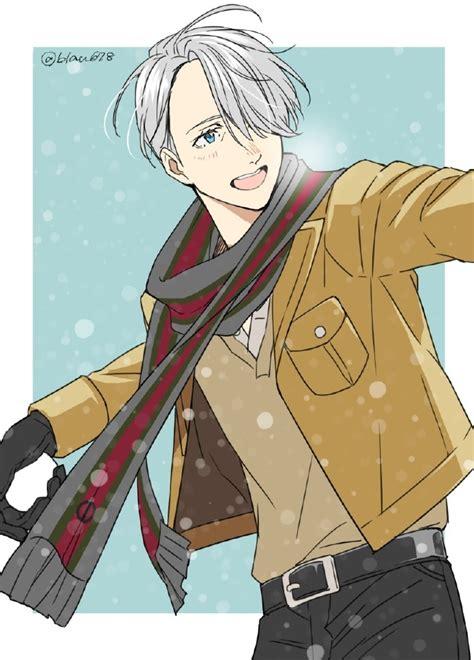 冰上的尤里维克托高清壁纸欣赏(27)_动漫图片大全 - 5068动漫网