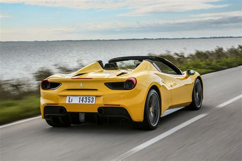 488 Spider Hd Picture by 488 Spider Review Pictures Auto Express