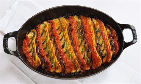 cuisine gastronomique tian de légumes d été stéphane décotterd