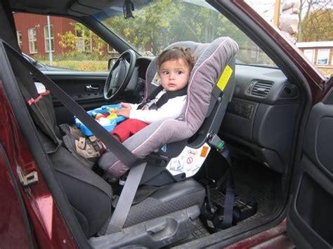 quel siège auto rear facing pour ma fille