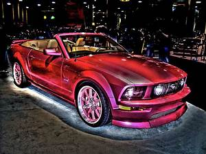 2005 Ford Mustang Gt Convertible Photograph by Sarah E Ethridge