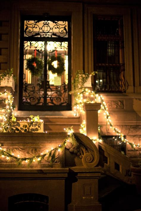best chrsitmas lighting on east side 76 best brownstone images on merry ideas and