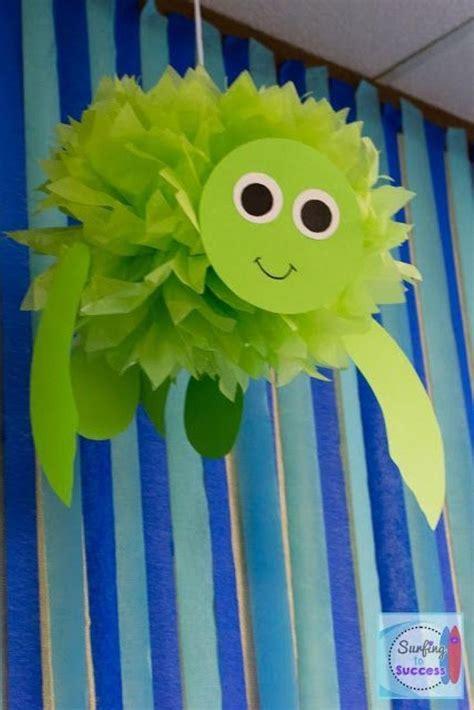 bricolages pour enfants  faire avec du papier de soie