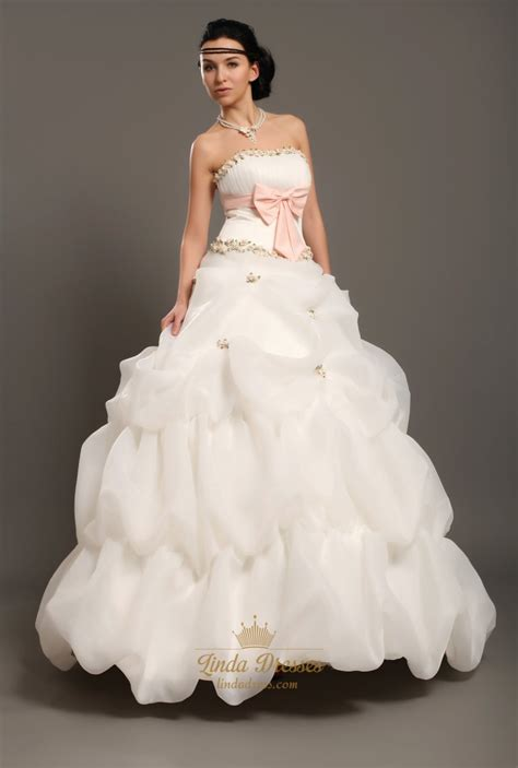 White Strapless Pick Ups Wedding Gown With Floral. Chiffon Wedding Dress Tea Length. Modern Red Indian Wedding Dresses. Wedding Dress Ivory Mermaid. Wedding Dresses 2016 Guest. Black Bridesmaid Dresses Australia. Indian Wedding Dresses Are Called. Wedding Guest Dresses Glasgow. Wedding Dresses Plus Size With Jacket