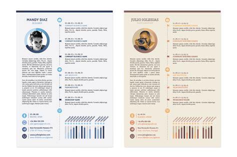 make it simple resume resume templates on creative market