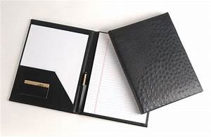 Get a neat resume folder before going to career fairs or for Resume holder for interviews