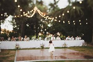 Beautiful rustic light decoration for wedding for Wedding video lighting