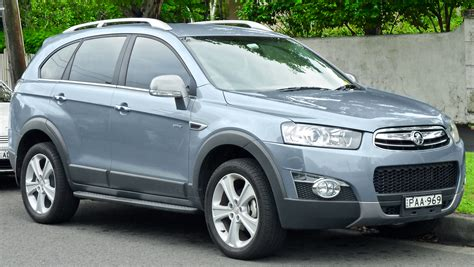 Chevrolet Captiva Picture by 2011 Holden Captiva Photos Informations Articles