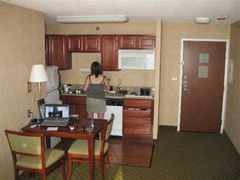 view   room picture  homewood suites  hilton chicago downtown chicago tripadvisor