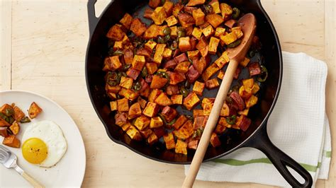 Sweet Potato Home Fries Wstale
