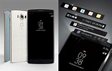 LG V10, the 5.7 inch Phablet with Secondary Display Now Official; Snapdragon 808 and 4 GB RAM Included | GSMDome.com