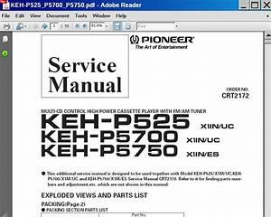 Font Service Manual