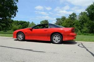 Purchase Used 2001 Red Camaro Z28 T