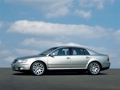 volkswagen phaeton car  catalog
