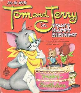 52 best Tom & Jerry birthday images on Pinterest