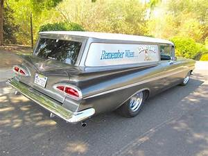 1959 Chevrolet Sedan Delivery For Sale