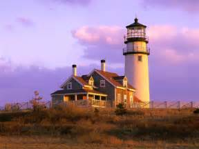 Lighthouse Cape Cod Massachusetts