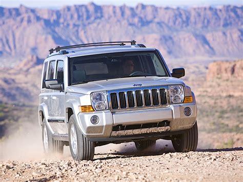 commander jeep jeep commander specs 2005 2006 2007 autoevolution
