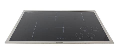 induction cooktop electrolux electrolux ew30ic60ls 30 inch induction cooktop reviewed com ovens