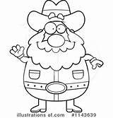 Prospector Clipart Illustration Royalty Pete Stinky Coloring Thoman Cory Colouring Rf Template Illustrationsof sketch template