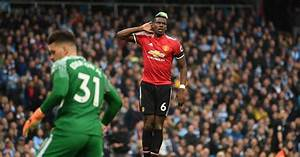 Man City vs Manchester United highlights and score: Paul ...