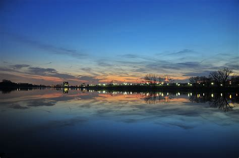images night panorama reflection sky nature