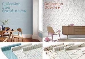 Tapisserie 4 Murs : sophie ferjani pour murs dcouvrez sa collection de papiers ~ Melissatoandfro.com Idées de Décoration
