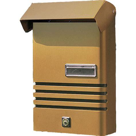 Vendita Cassette Postali by Alubox Cassetta Postale Xe Bronzo Centro Marini