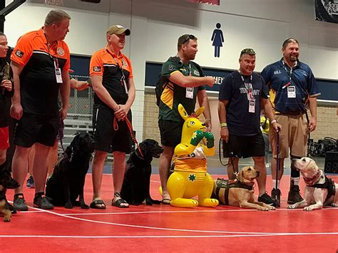 warrior games highlights australia team