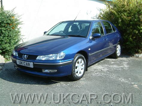 100 Peugeot 406 Used Peugeot 406 Hdi 110cv Your