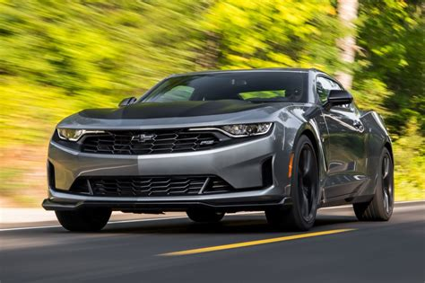 Gray Daniel Chevrolet by New Shadow Gray Metallic Color For 2019 Camaro Gm Authority