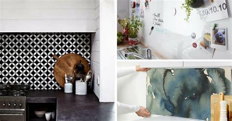 100 pics solution cuisine crédence cuisine en 47 photos idées conseils inspirations