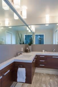 l shaped bathroom vanity bathroom contemporary with corner