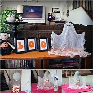 How, To, Make, Floating, Ghosts, Step, By, Step, Diy, Tutorial, Instructions
