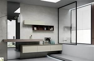 Arredo bagno di design sospeso balboa arredo design online for Arredi bagni moderni