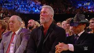 A very good photo of Shawn Michaels at the WWE Hall of ...