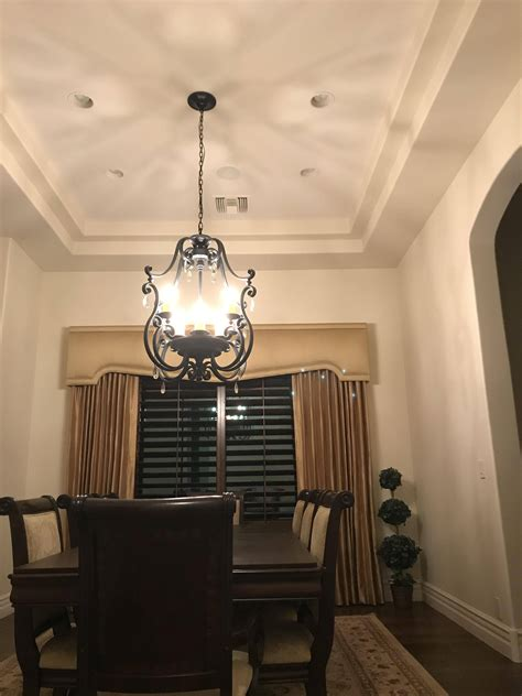 Tray Ceiling - construction calculating tray ceiling dimensions home