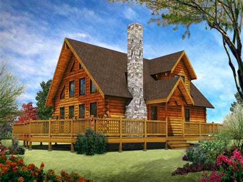 Best Luxury Log Home Luxury Log Cabin Home Designs, Log