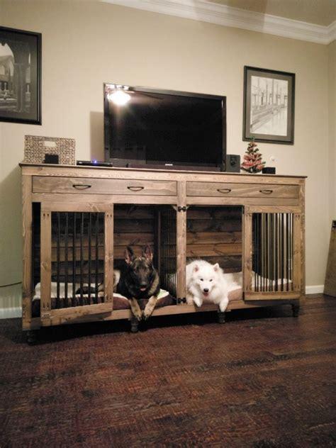 pin  kaitlin fitzgerald  furbabies dog crate
