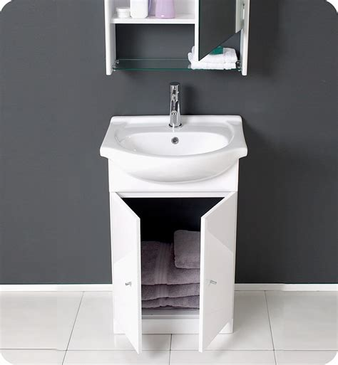 Vanity Small Bathroom by Small Bathroom Vanities For Layouts Lacking Space