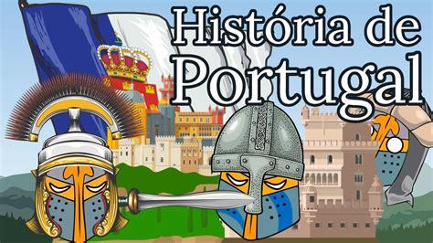 A História de Portugal (Parte 1): Dos Celtas ao Reino de ...