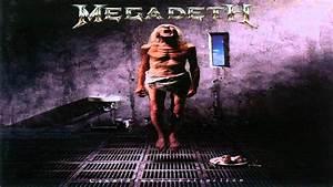 Megadeth - Sweating Bullets  Guitar Backing Track