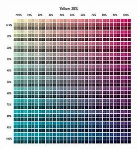 Free Printable Rgb Color Chart Free 8 Sample Cmyk Color Chart Templates In Pdf
