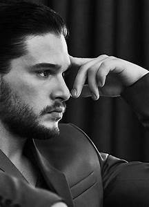 The British actor, who plays Jon Snow in the fantasy TV ...