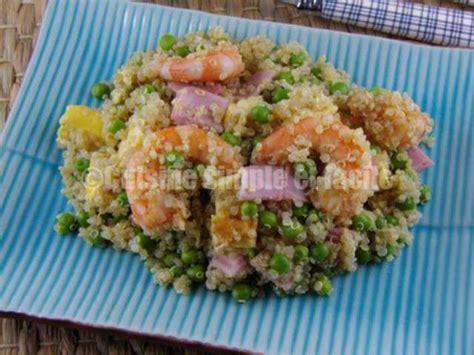 recette de cuisine simple et bonne recettes de quinoa de cuisine simple et facile