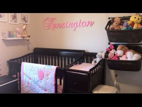 Nursery Tour!! Toddler And Baby Shared Room Youtube