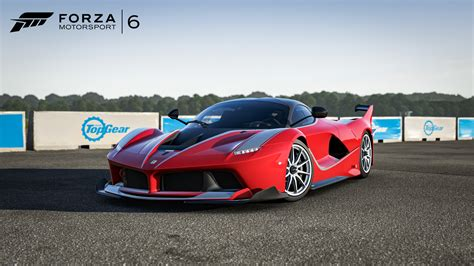 Top Gear Fxx by Forza Motorsport 6 Top Gear Car Pack Out Virtualr Net